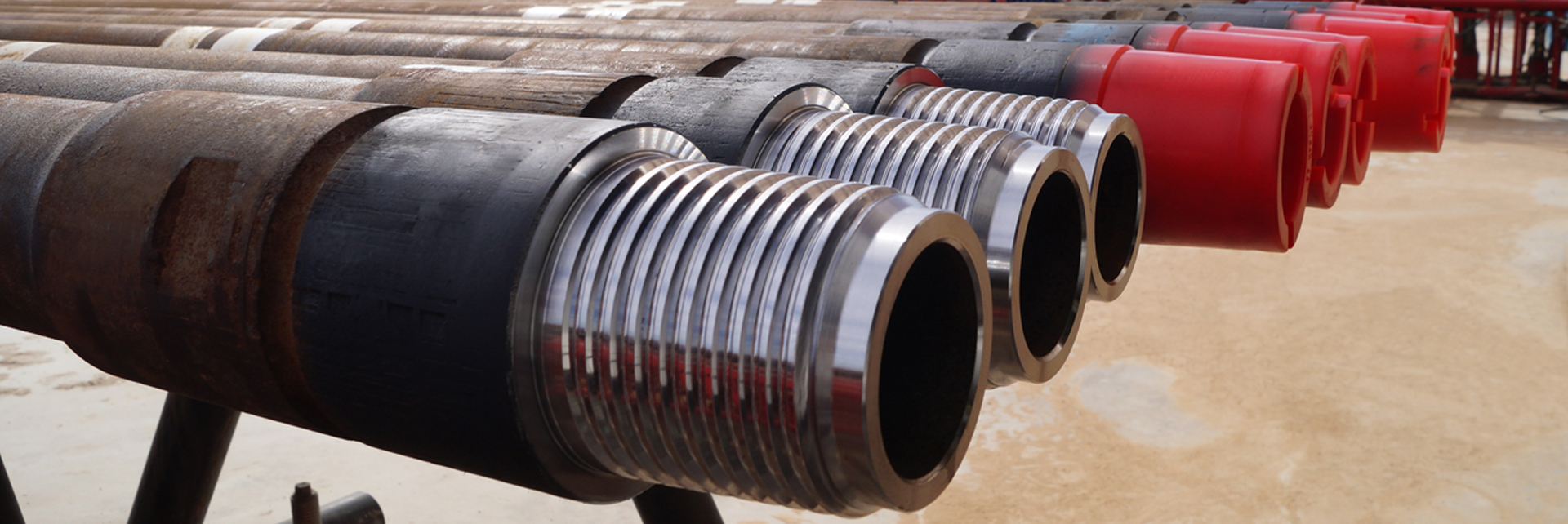 high-torque drill pipe